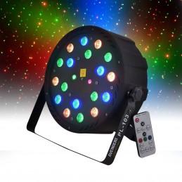 Projector 25W LED RGB +...