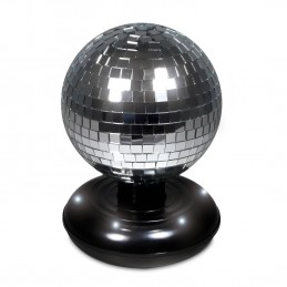 rotating mirror ball LEDs 6...