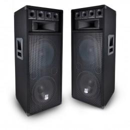 A pair of passive speakers...