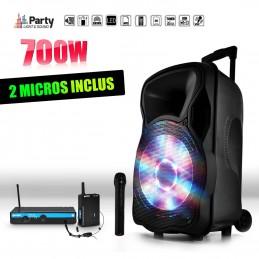 Mobile audio speaker 700W...