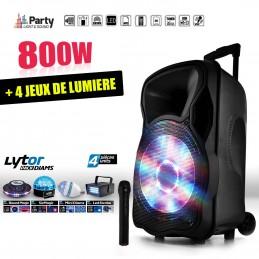 Mobile Active speaker 800W...