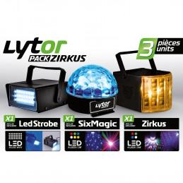 PACK ZIRKUS Lytor - 3 Light...