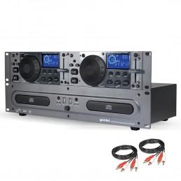 GEMINI CDX-2250i Dual CD...