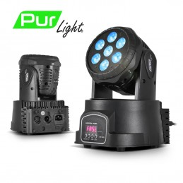 light effect Lyra LED RVBW...