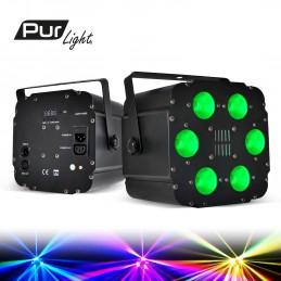 LED light kit 6 lens 3W...