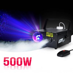 smoke machine 500W 2-in-1...