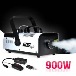 Machine à fumée 900W +...