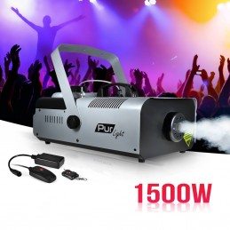 smoke machine 1500W +...