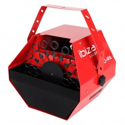 Machine 25W red bubbles...