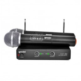 wireless system microphones...