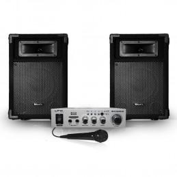 """2 PA passive speakers 8 """"/..."""