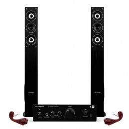 Stereo pair of speakers /...