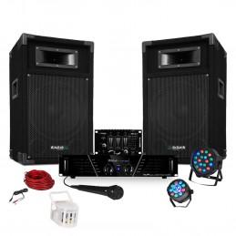 Pack Sono amp and speaker...