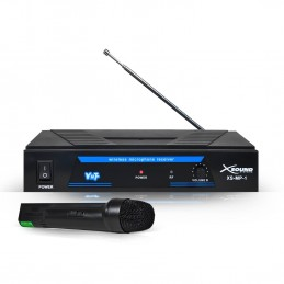 Wireless microphone system...