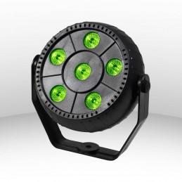 Play of light 6x1W RGB LED...