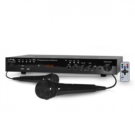 HiFi Stereo 2x50W MP5 MP5 with video HDMI / USB / SD / FM / BLUETOOTH + 2 Mic