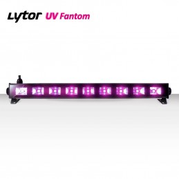 Barre UV LEDs 9x3W - Lytor...