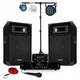Pack Sono amp and speaker...