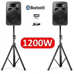 Pack SkyTec SP1200ABT pair...