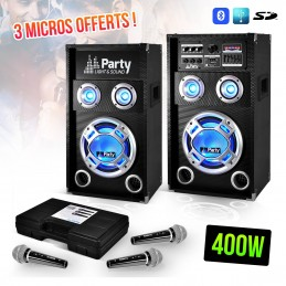 Karaoke System 2 speakers...