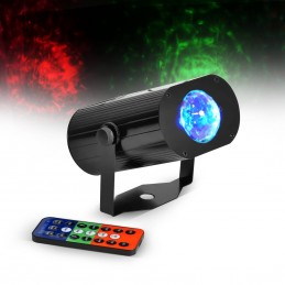 LED light show 9W RGB...