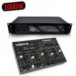 Vonyx STM2290 Mixer...