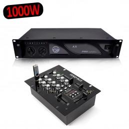 SkyTec STM-2300 Mixer 2...