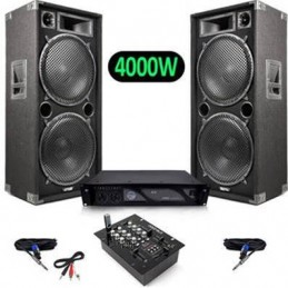 Pack Live Sound Speakers...