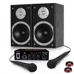 "Pack Karaoke Speakers 5 ""+..."