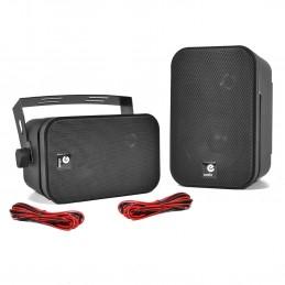 Pair of speaker black mini...