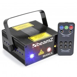 Beamz Bianca Double Laser...