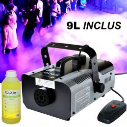 Beamz S900 machine smoke +...