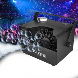 Smoke machine Bubble & 400W...