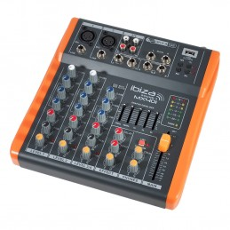 Mixer / 4-channel console -...