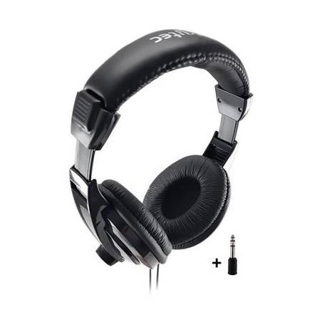 SkyTec SH120 DJ Headphone Jack Adapter + 6.35mm
