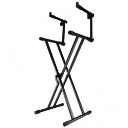 Double keyboard stand -...