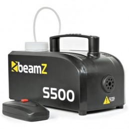BeamZ S500 Machine à fumée...