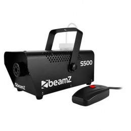 Beamz S500 Fog machine 500W...