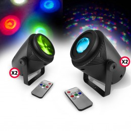2 Games of light effect...