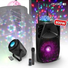 "Portable Speaker PA 15 ""-..."