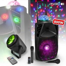 "Portable Speaker PA 15 ""/..."