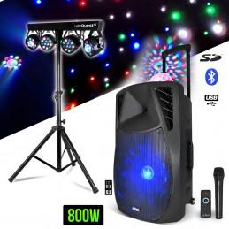 "Speaker Sono 15 ""/ 800W -..."