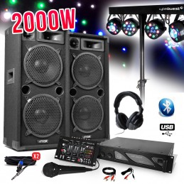 Sound Package 2000W...