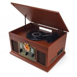 Vintage Wood Ledwood stereo...