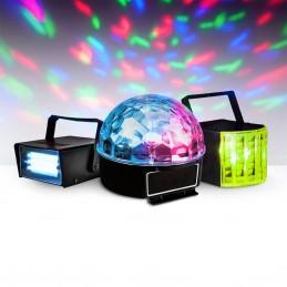 Pack 3 LED Light Sets - 1...