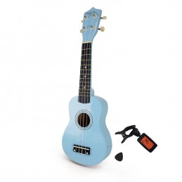 Blue Ukulele Kit +...