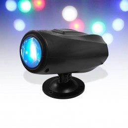 Multicolored LED Projector...