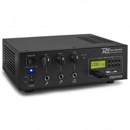 40W PA Amplifier - 100V -...