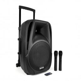 Active Speaker Gemini...