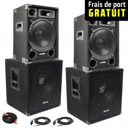 Pack Sono MAX-151512-2 PA...